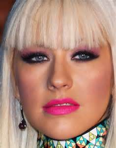 aguilera eye color mad moose 5 worst makeup disasters