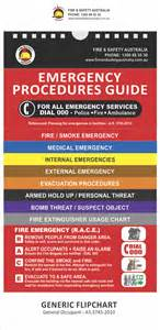 Emergency Procedures In The Workplace Template by Emergency Management Evacuation Plan Ews Eis Ewis