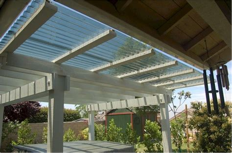 polycarbonate patio roof ideas roof panels