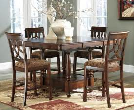 Counter Height Dining Table Sets With Bench Chicago Furniture 5 Counter Height Dining Set