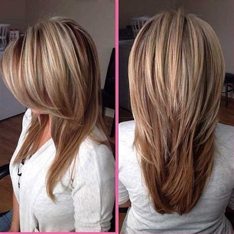 should thin hair be layered should thin hair be layered medium length hairstyles for