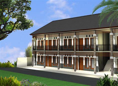 investasi tanah contoh desain rumah kos kosan