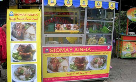 Siomay Aisha Siomay rinda kusumawinti sukses usaha siomay aisha frozen vemme