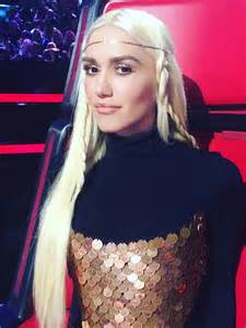 hairstyles on the voice gwen stefani s hair looks are so good on this season of