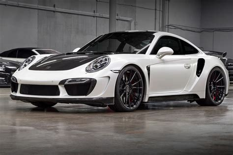 porsche stinger old first 991 stinger gtr in the us poses for pics carscoops