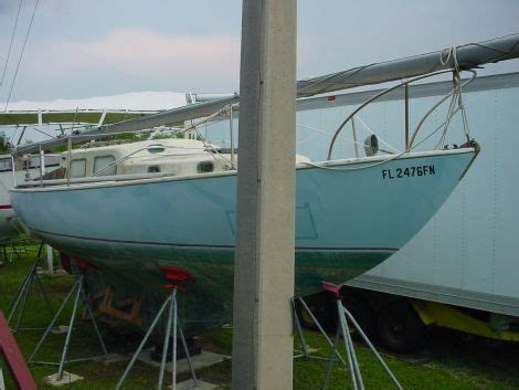 used boats for sale in titusville fl 1962 28 foot pearson triton sailboat for sale in
