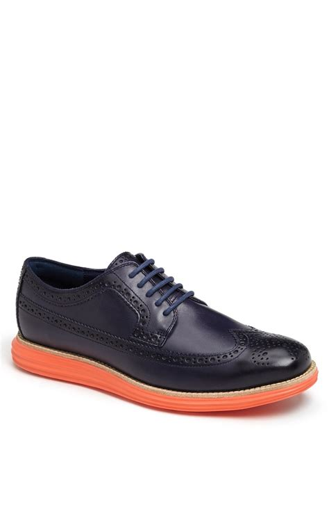 nordstrom cole haan mens shoes cole haan lace up shoe in blue for blazer blue