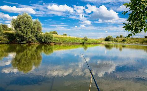 Fishing Background Wallpaper - WallpaperSafari