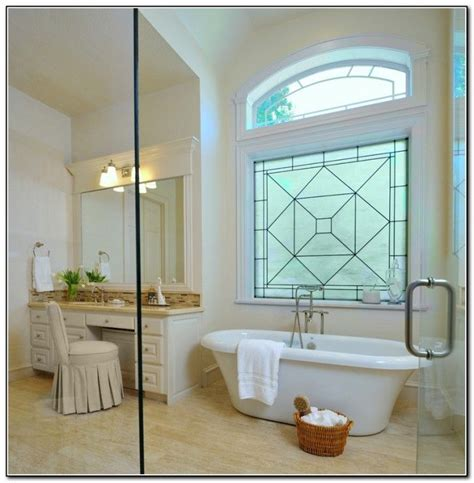 Bathroom Window Ideas For Privacy Bathroom Window Treatments For Privacy Home Decor Ideas