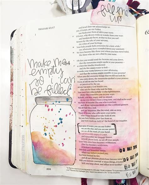 instagram post by rc ritacyc journal journaling and 250 best bible journal isaiah images on pinterest bible