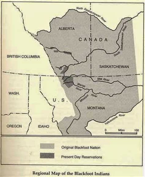 blackfoot american map reality is wrong dreams are for real tribes summary