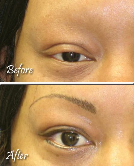 tattoo eyebrows north west north west eyebrows before and after www pixshark com