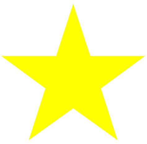 printable yellow stars to cut out best photos of yellow star cutouts printable printable
