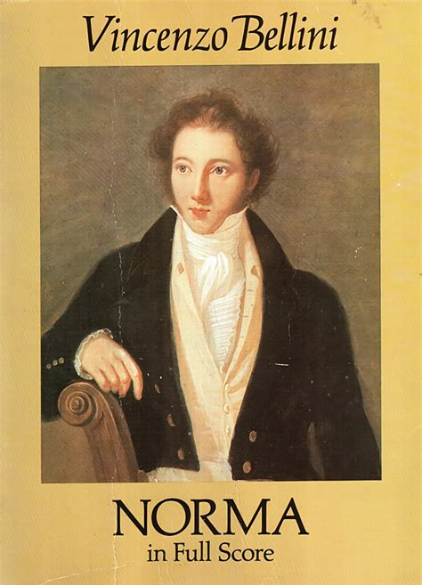 casta bellini norma by vincenzo bellini