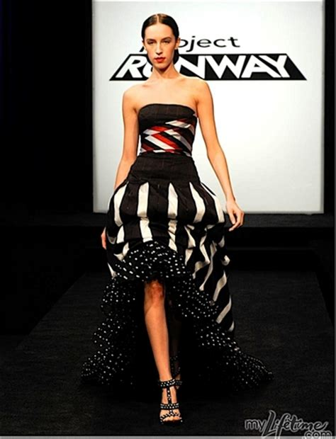 Would You Let A Project Runway Designer Create Your Prom Dress by Project Runway Images Emilio S Circus Inspired Design Hd