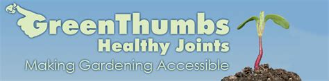 green thumbs healthy joints center for excellence in disabilities