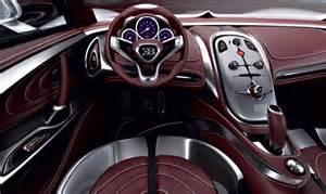 Bugatti Inside Pictures Bugatti Gangloff Concept Car Design