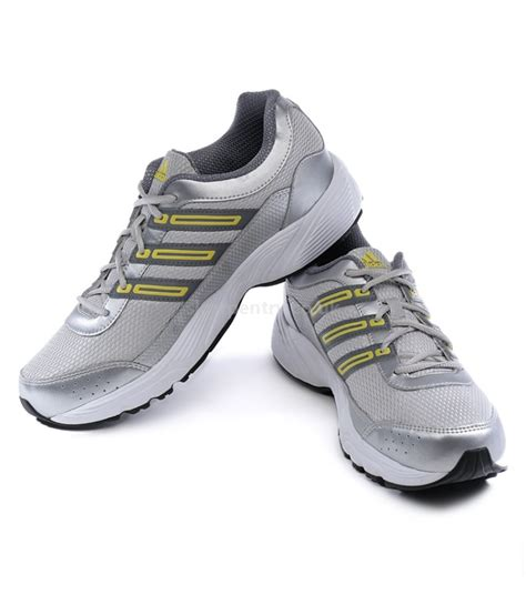 sport shoes for mens adidas desma silver sport shoes rft h3427 mens