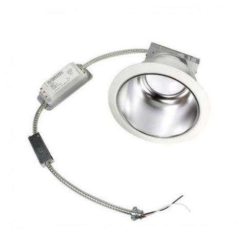 Lu Downlight 23 Watt led 8 quot commercial recessed retrofit downlight maxlite