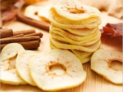 Keripik Buah Apel cara membuat keripik buah apel yang gurih dan renyah