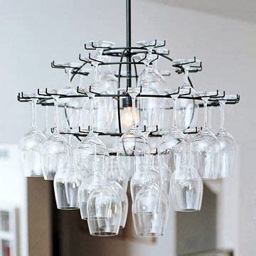 Chandelier Wine Glass Holder Easy Eco Friendly Kitchen Ideas Recycling Bottle Holders And Bottle