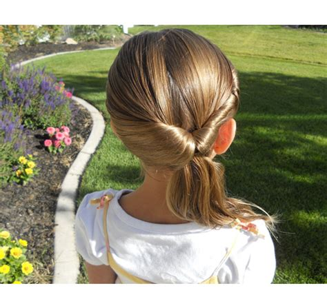 10 easy school hairstyles for