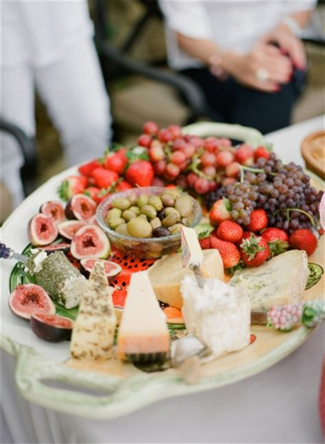 wedding shower appetizers 6 ways to showcase fruit at your wedding