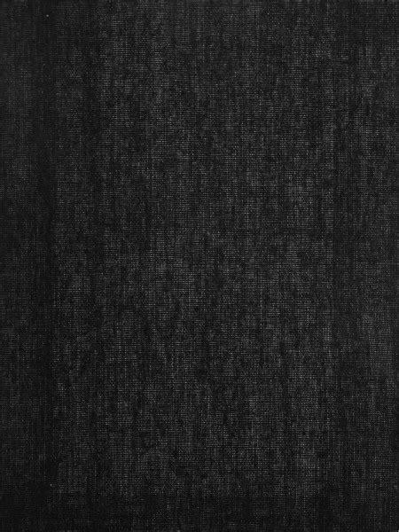Black Linen Curtains Qyk246sb Eos Linen Gray Black Solid Custom Made Sheer Curtains