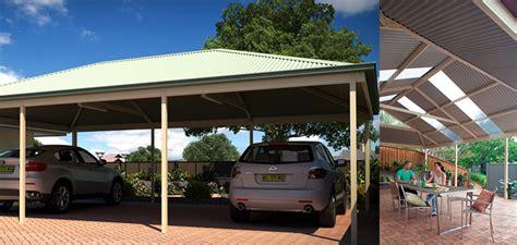 Carports And Verandahs melbourne carports verandahs b g sheds