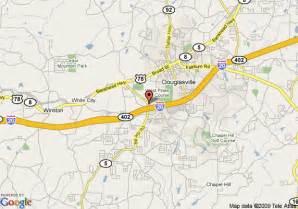 map of sleep inn douglasville douglasville