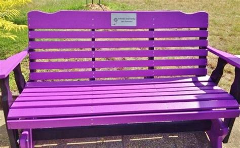 personalized benches outdoor custom signs memorials for outdoor benches ask plaquemaker