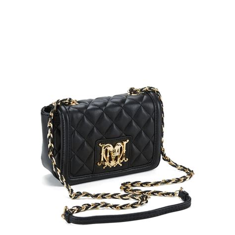 lyst moschino s quilted small cross bag