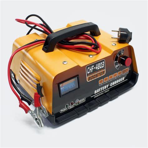 lade led 24 volt batterie ladeger 228 t chf4803 12 v 24 v