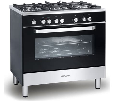 Gas Cooktop Accessories Kenwood Ck305 1 Single Cavity Black Range Cooker Dual
