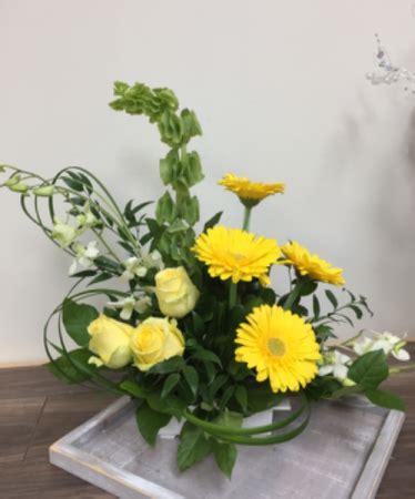 grapevine floral design home decor the clarenville nl morning light sympathy arrangement in clarenville nl