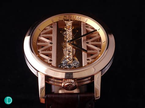 Corum Type review corum golden bridge