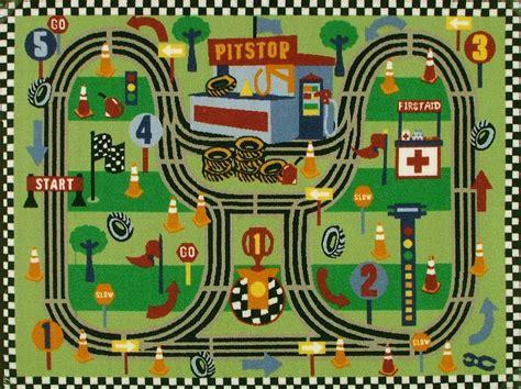 car track rug mrs blue car rug