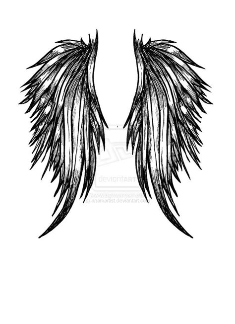 dark angel wings tattoo designs 61 best images about wings on peacocks
