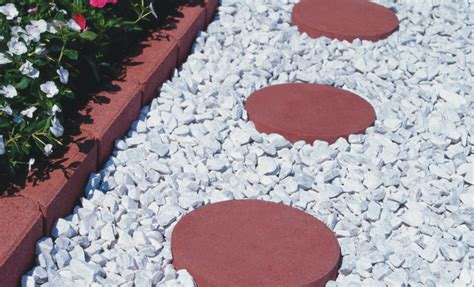 white marble rocks for landscaping white marble chips