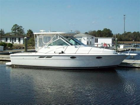 tiara boats for sale with diesel engines tiara 2900 open diesel engines boats for sale