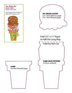 cone card template 1000 images about paper templates etc on