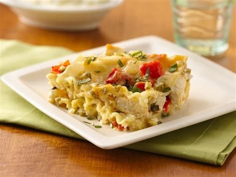 Betty Crocker Lasagna Recipe With Cottage Cheese by Make Ahead White Chicken Lasagna