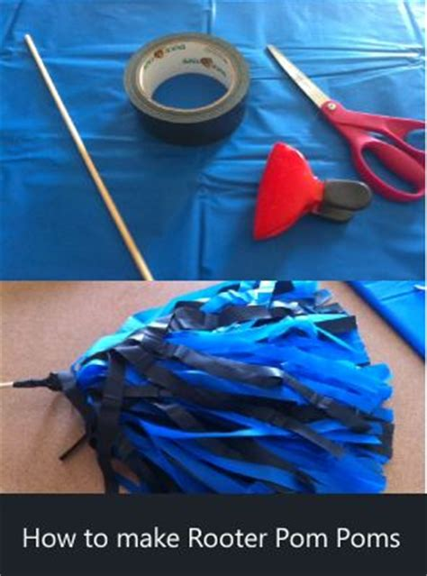 How To Make Paper Pom Poms For Cheerleading - 25 best ideas about cheerleading pom poms on
