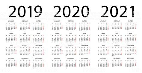 カレンダー 2020 Powerpoint