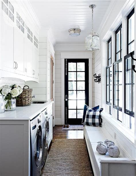 Narrow Laundry Room Design Ideas Narrow Laundry