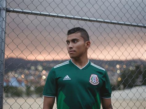 mexico world cup 2018 mexico 2018 world cup kit revealed footy headlines