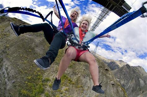 the nevis swing 8 things you have to do in new zealand places to see in