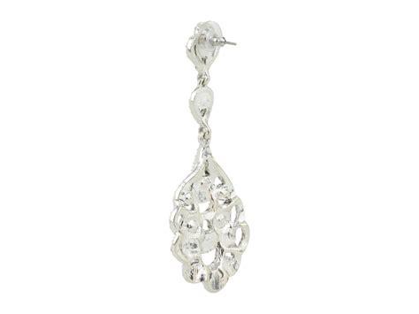 Sale Kn47255 Kalung Layer Silver Eiffel eiffel earrings at zappos