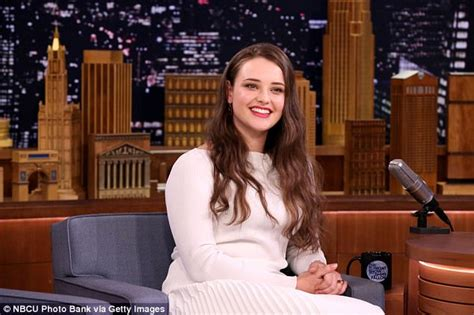 who plays 13 on house 13 reasons why star katherine langford defends show