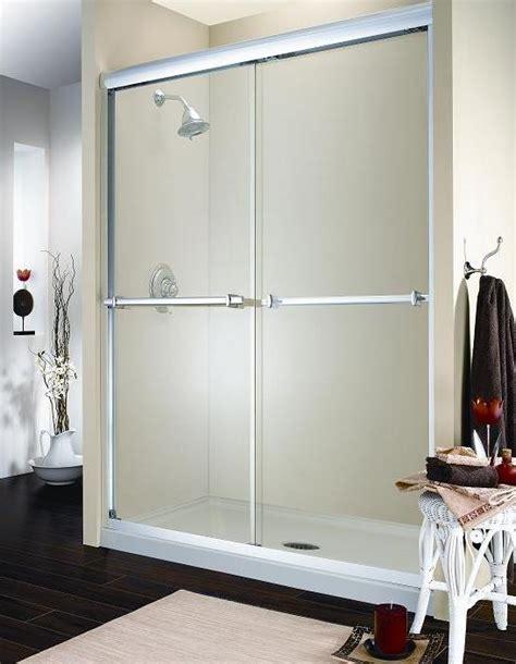 Custom Sliding Shower Doors Custom Frameless Sliding Shower Doors Louisiana Brigade
